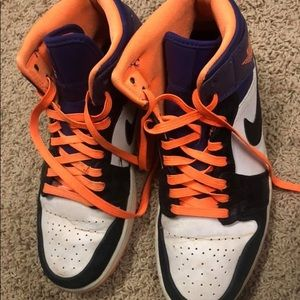 Nike basketball shoes size men's 8